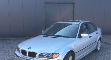 BMW E46 1.8 2003